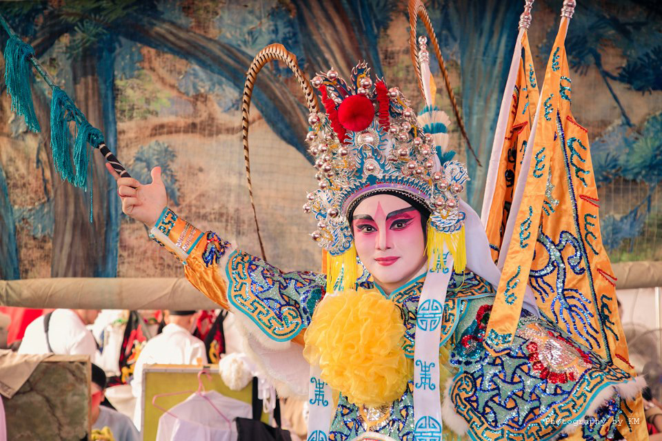 Who Wants to Be A Chinese Opera Superstar?