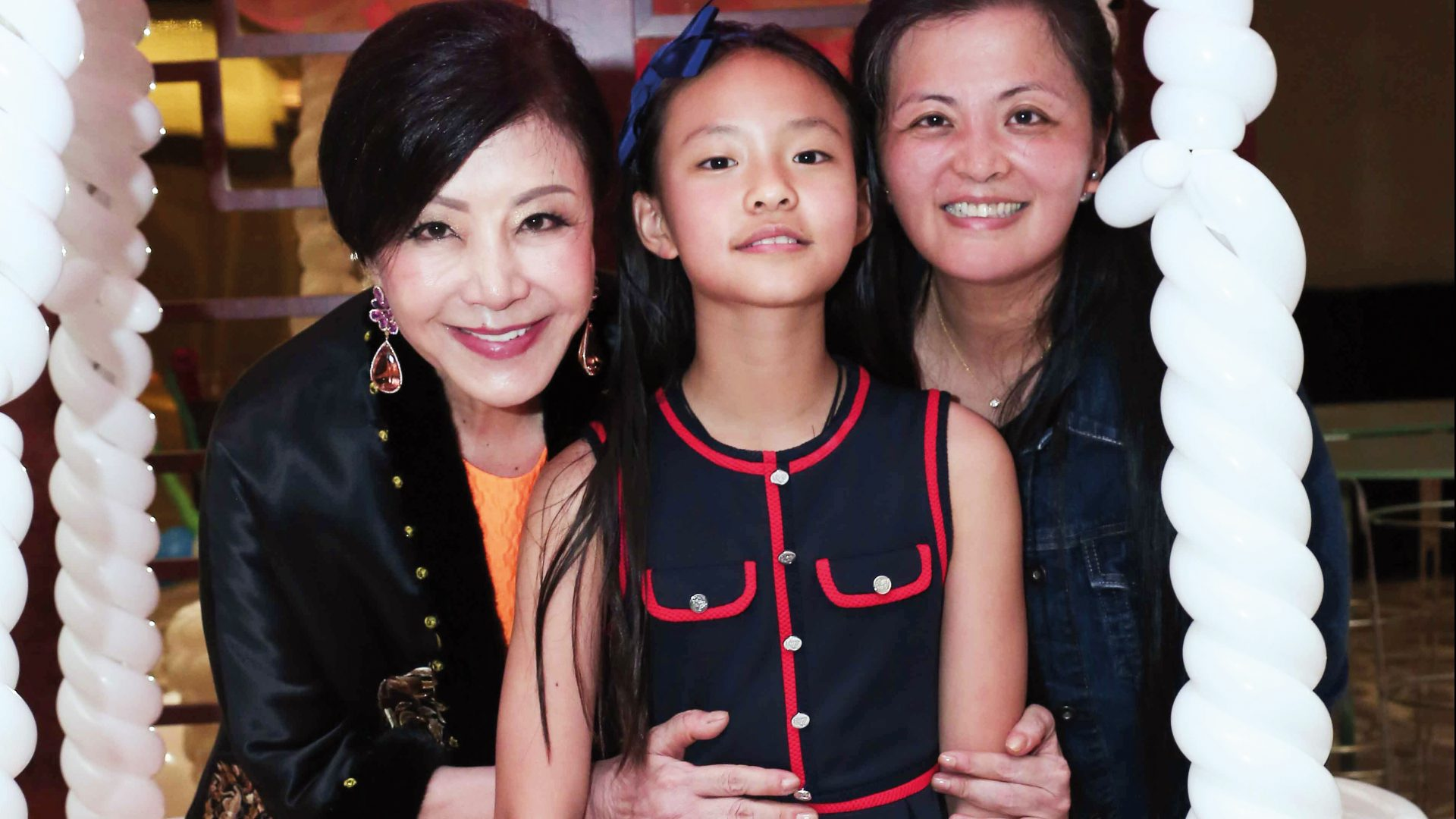 Angelica Cheng Celebrates Her 10th Birthday With A Big Bash