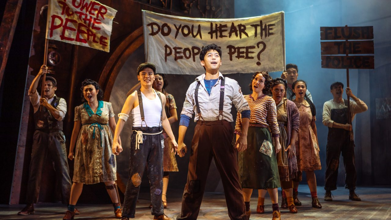 Singapore Too Expensive To Live In, Says Urinetown Star Adrian Pang