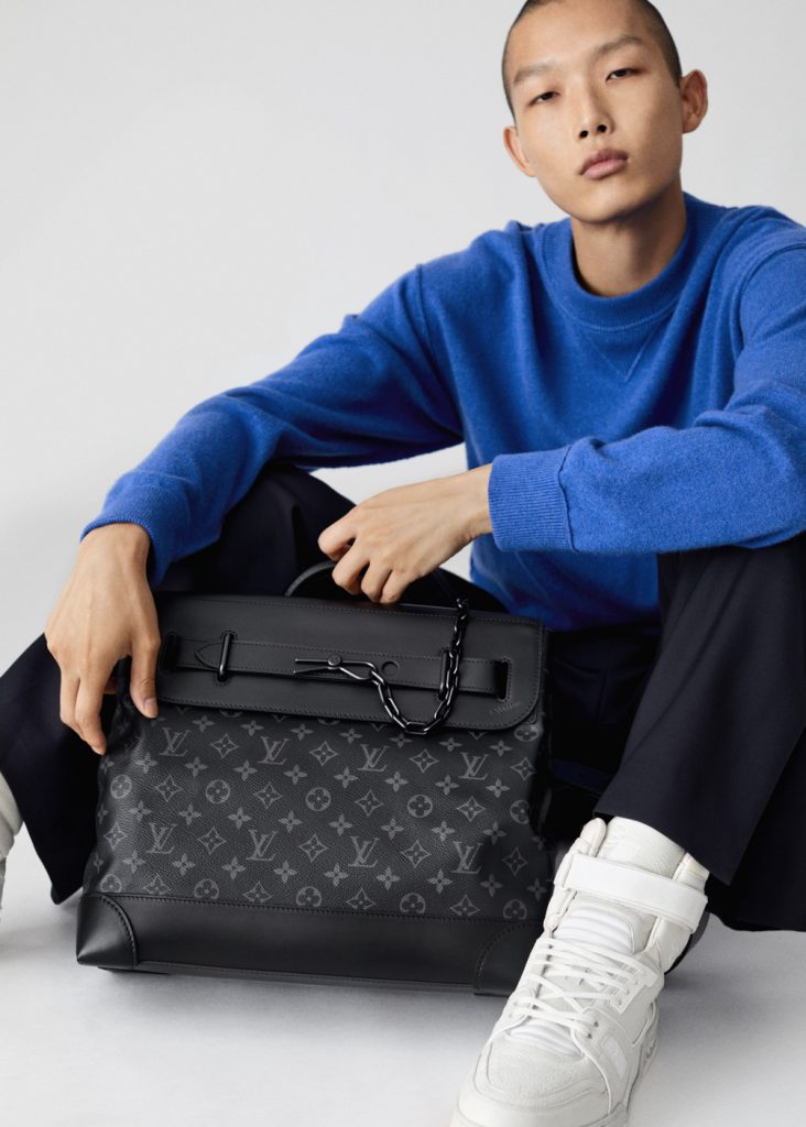 The Agenda: Louis Vuitton New Classics range for men