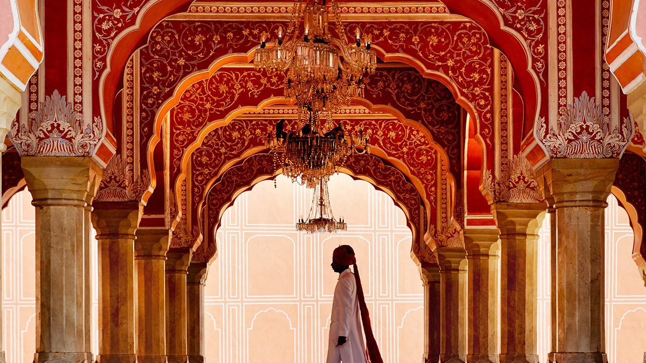 Live Like A Maharaja With Airbnb's First Royal Hosts