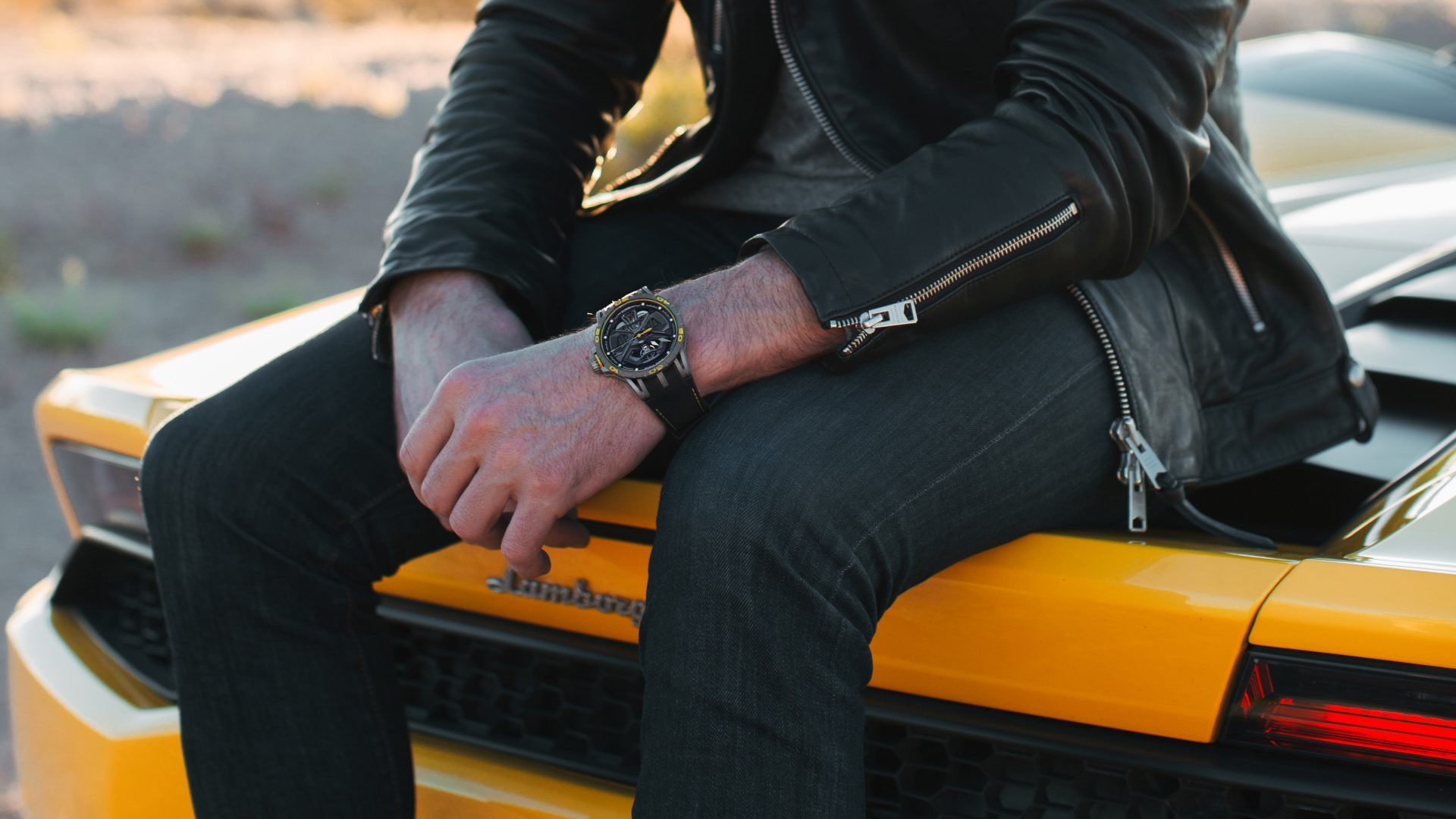 Experience Life In The Fast Lane With Roger Dubuis