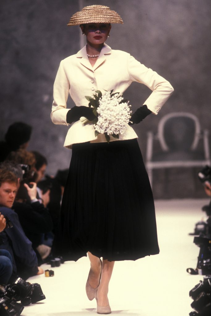 The Most Iconic Iterations Of Dior's Bar Jacket Through The Years