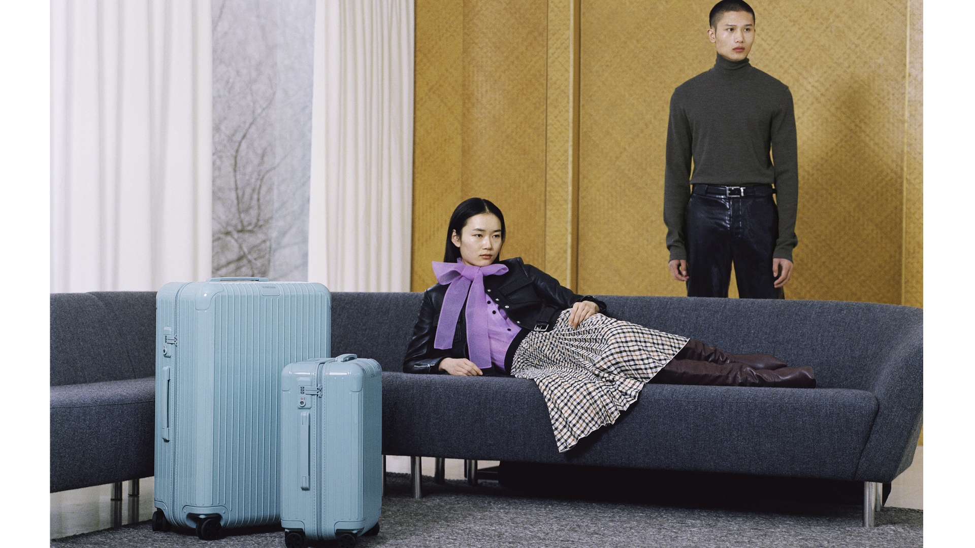 Your Next Romantic Adventure Begins With This Luggage