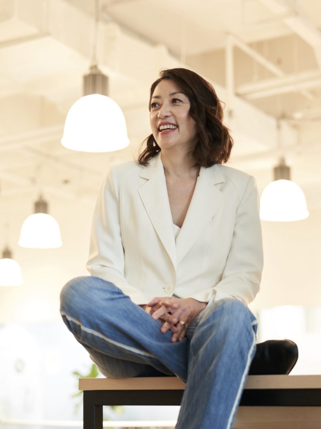 """""""We Asked Ourselves How We Can Empower Companies To Help Change The World."""" — Rosaline Chow"""