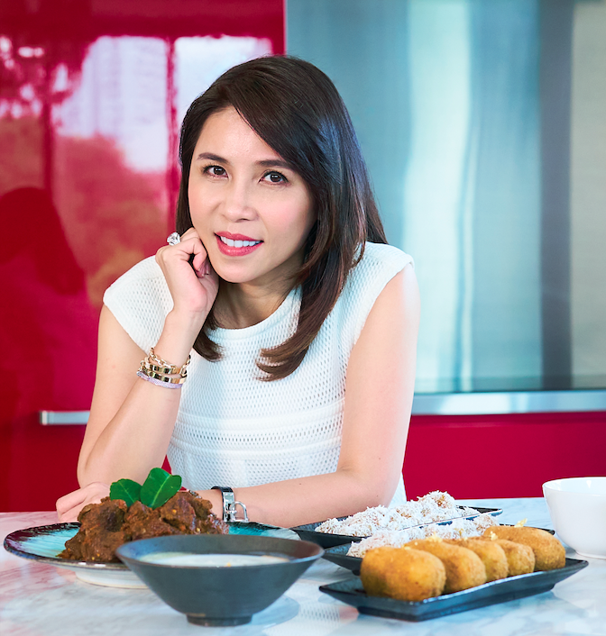 How Fanty Soenardy finds Comfort In Food