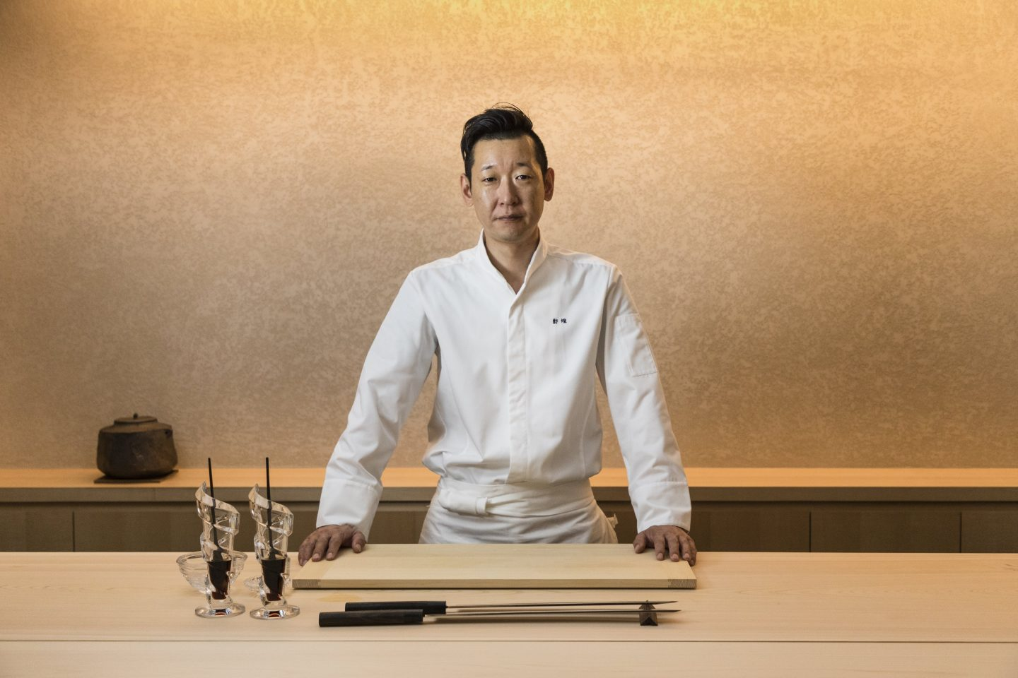 At The Newly-Opened Sushi Kou, Expect To See The Former Head Chef Of Michelin-starred Shoukouwa