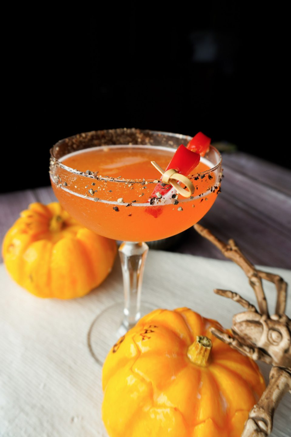7 On-Theme Halloween Treats To Dig Into