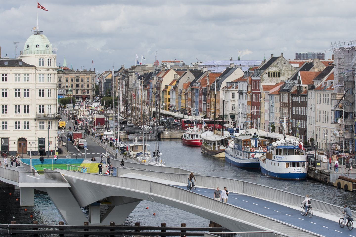 Here's How Copenhagen Lives And Breathes Sustainability