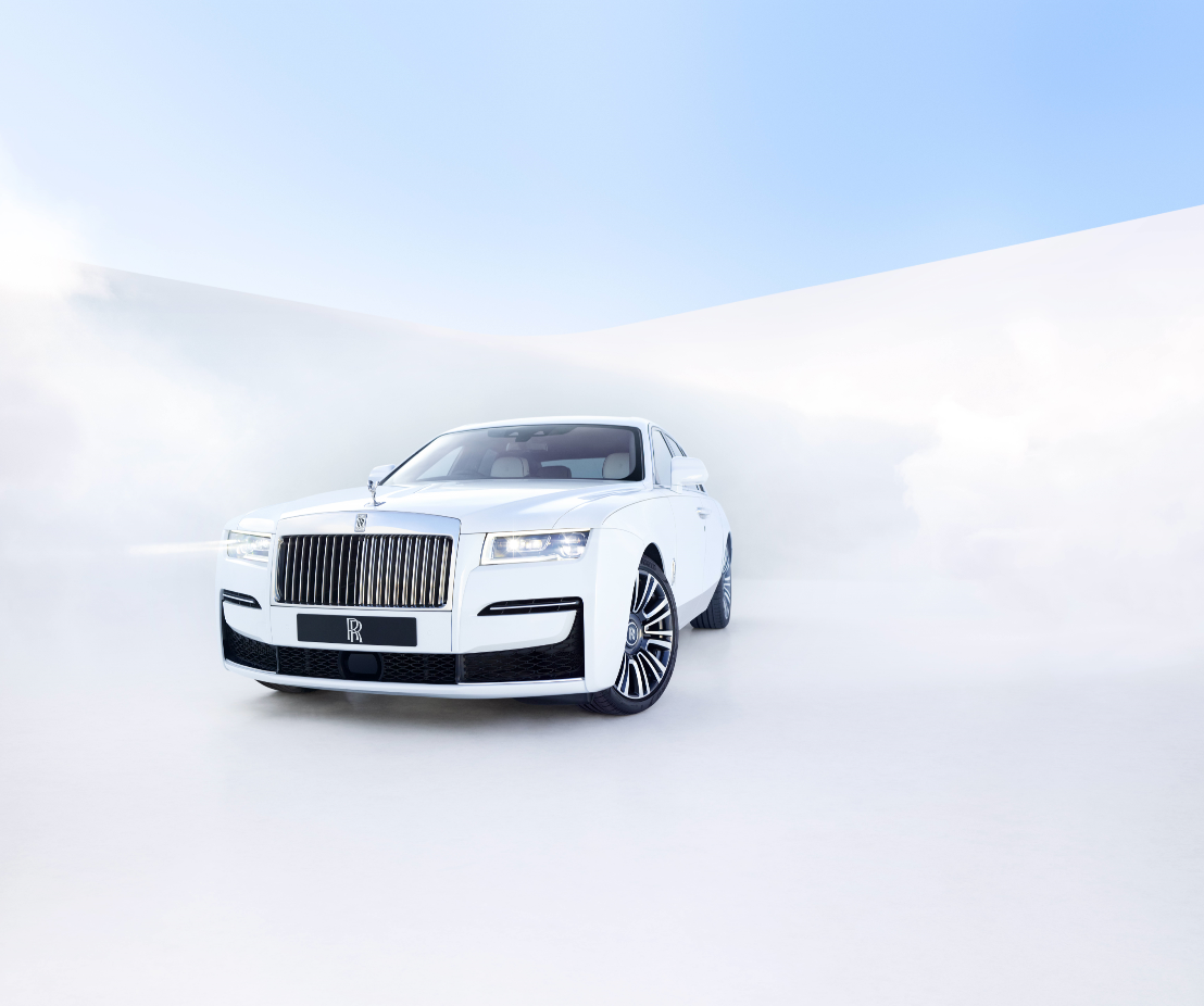 The New Rolls-Royce Ghost Makes Driving Come Alive