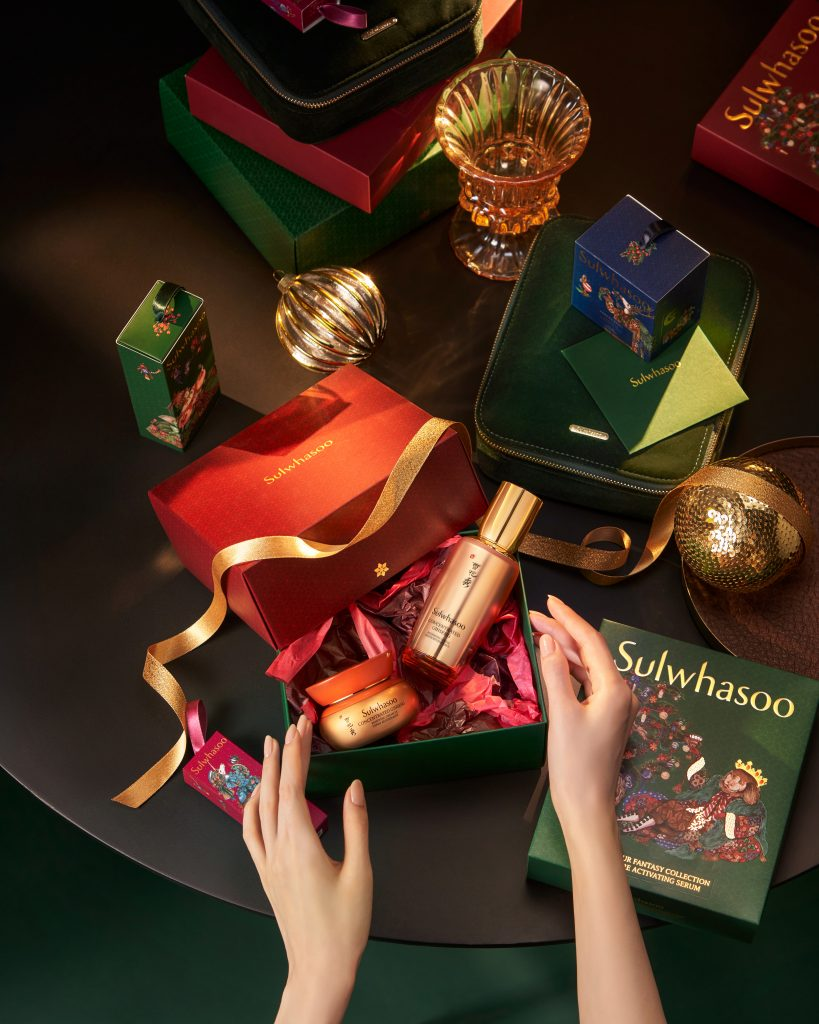 SULWHASOO CONCENTRATED RENEWING SERUM HOLIDAY SET