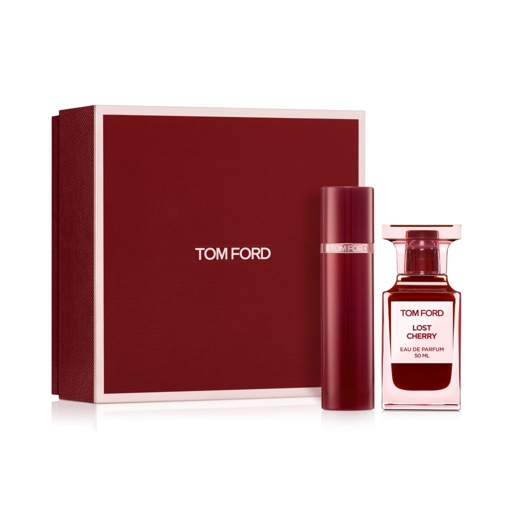 TOM FORD PRIVATE BLEND LOST CHERRY EDP SET