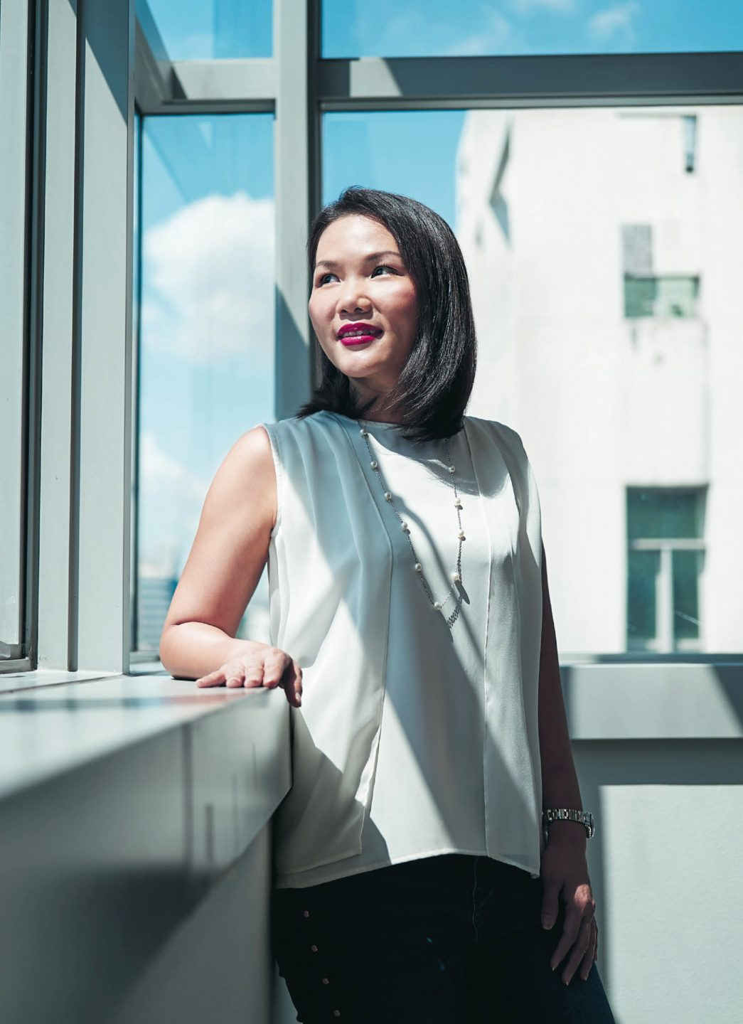 Ellen Teo: We Need To Look At Sustainability Seriously