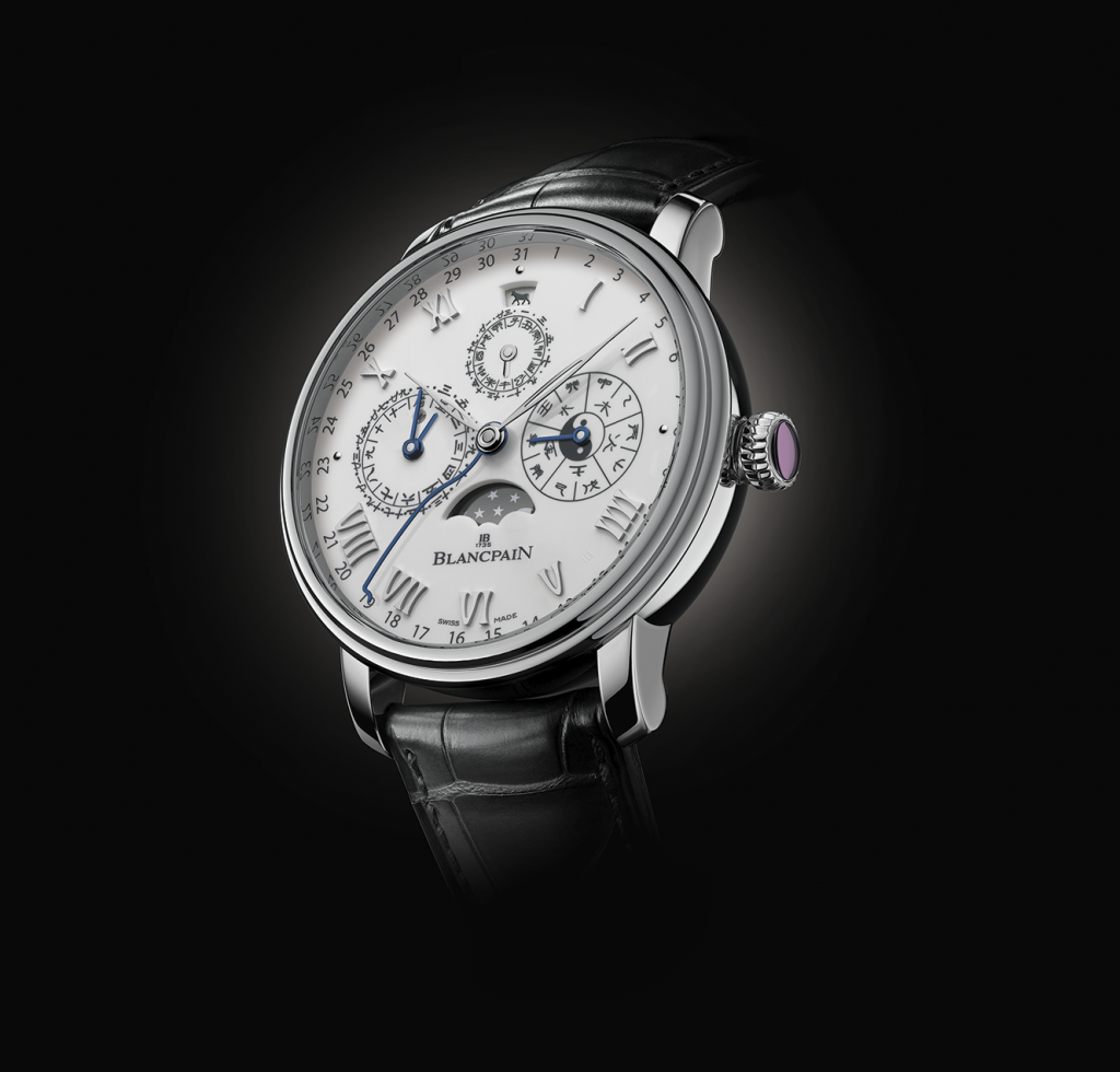 Blancpain Traditional Chinese Calendar Year of the Ox