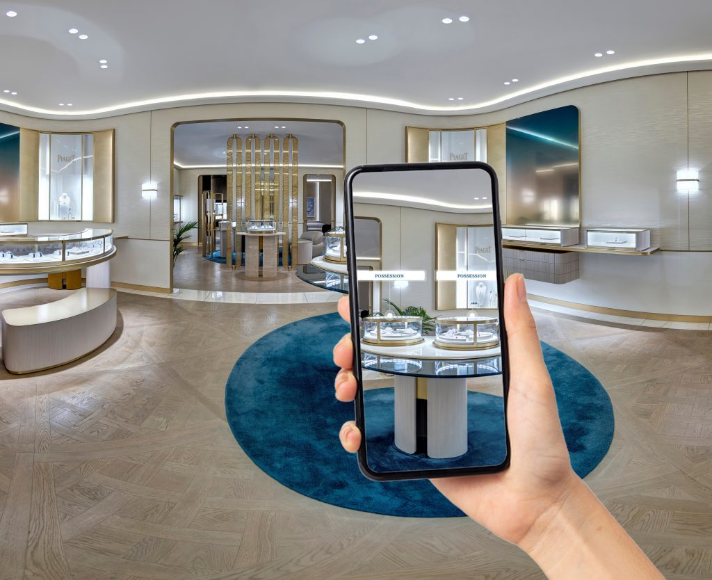 Can Virtual Reality Save Luxury Retail?