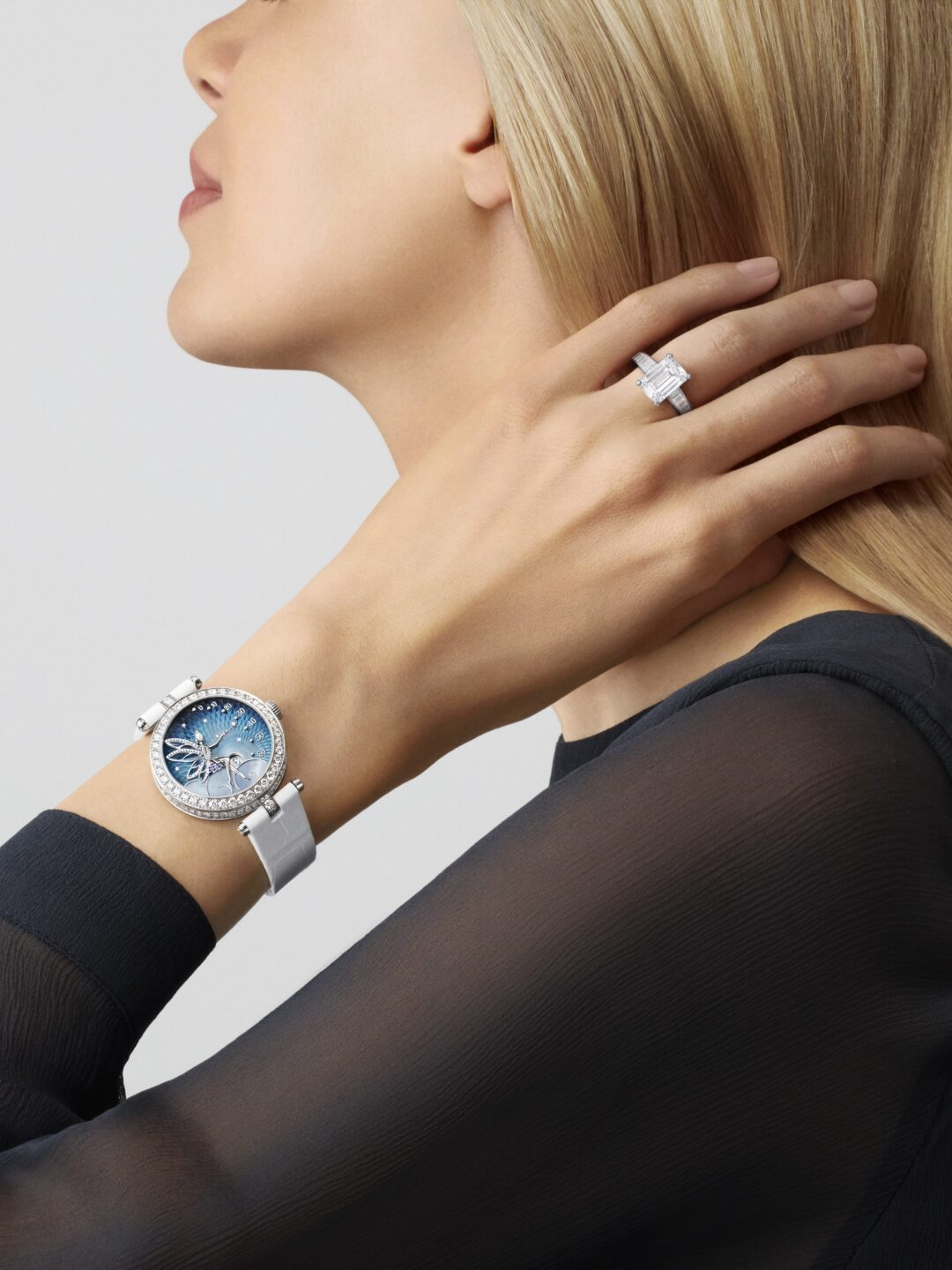 Van Cleef & Arpels Weaves Poetry Into Time With The New Lady Féerie Watch