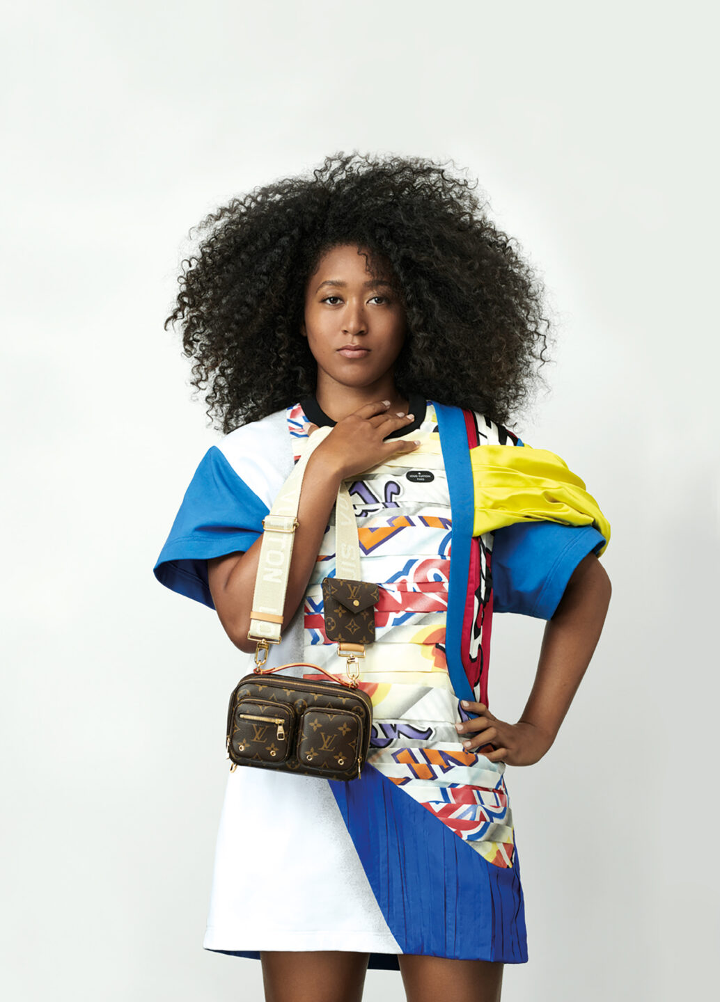 Tennis Champ Naomi Osaka Is Fashion's New Darling And Here's Why