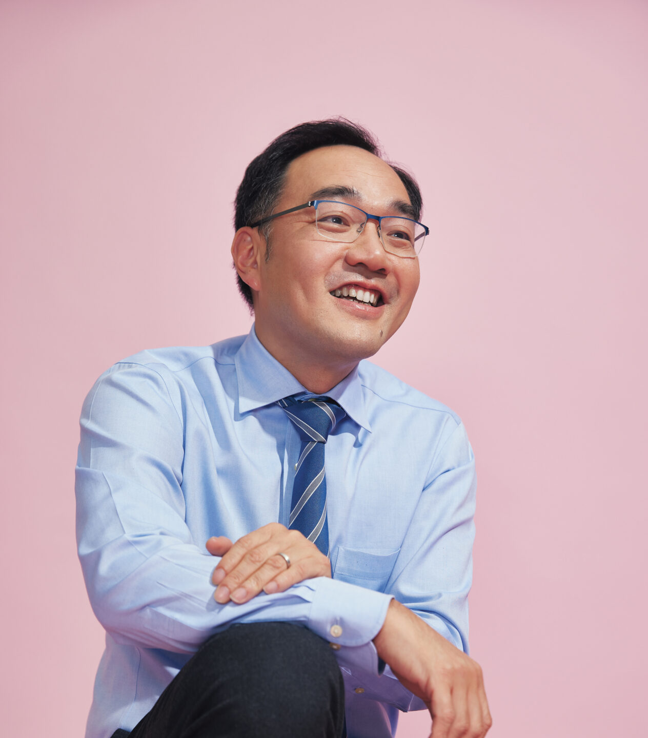 Why Getting Older is About Longevity, not Frailty: Bernie Poh