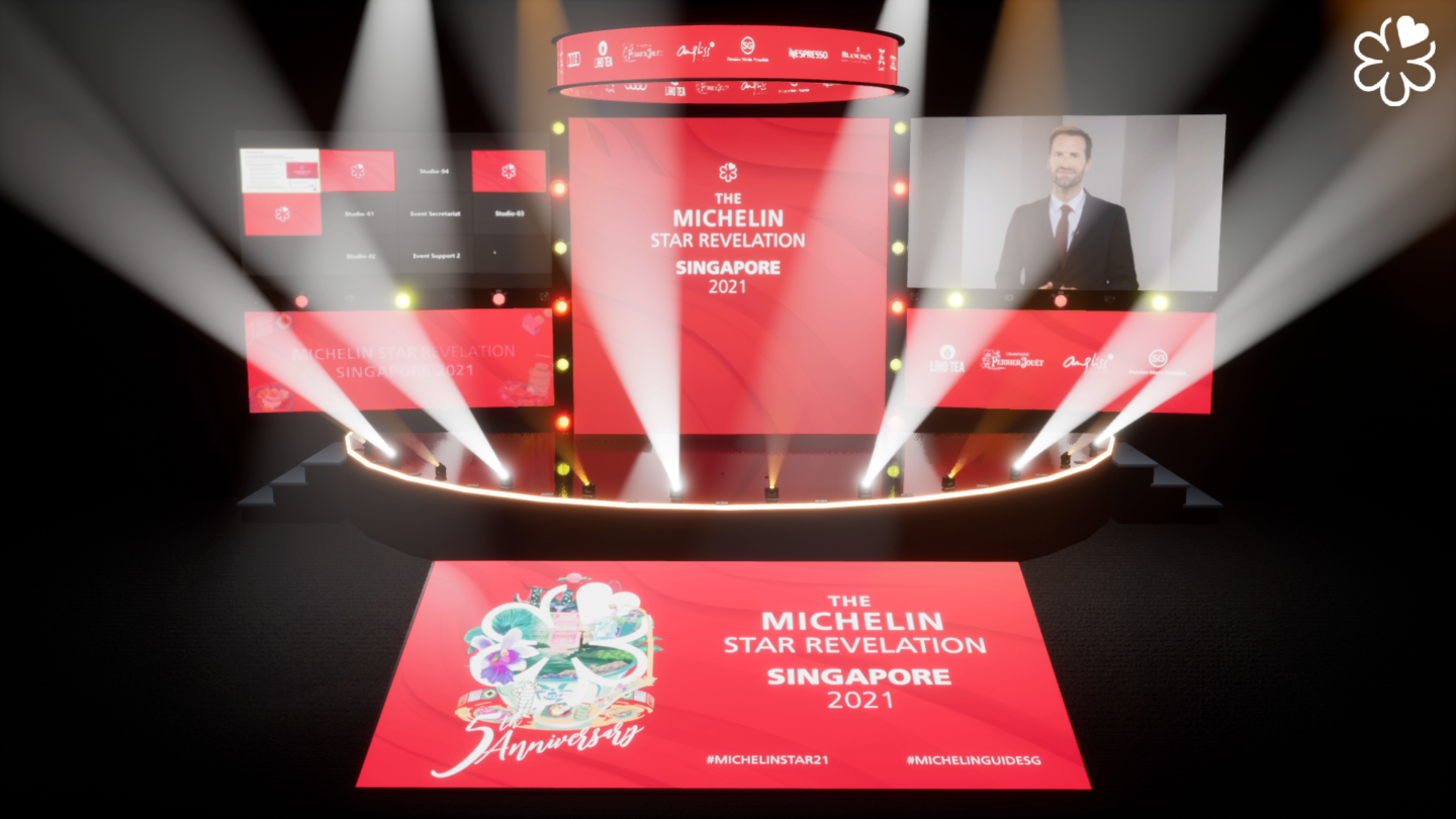 6 Things We Learned From the Michelin Guide Singapore 2021 Star Revelation