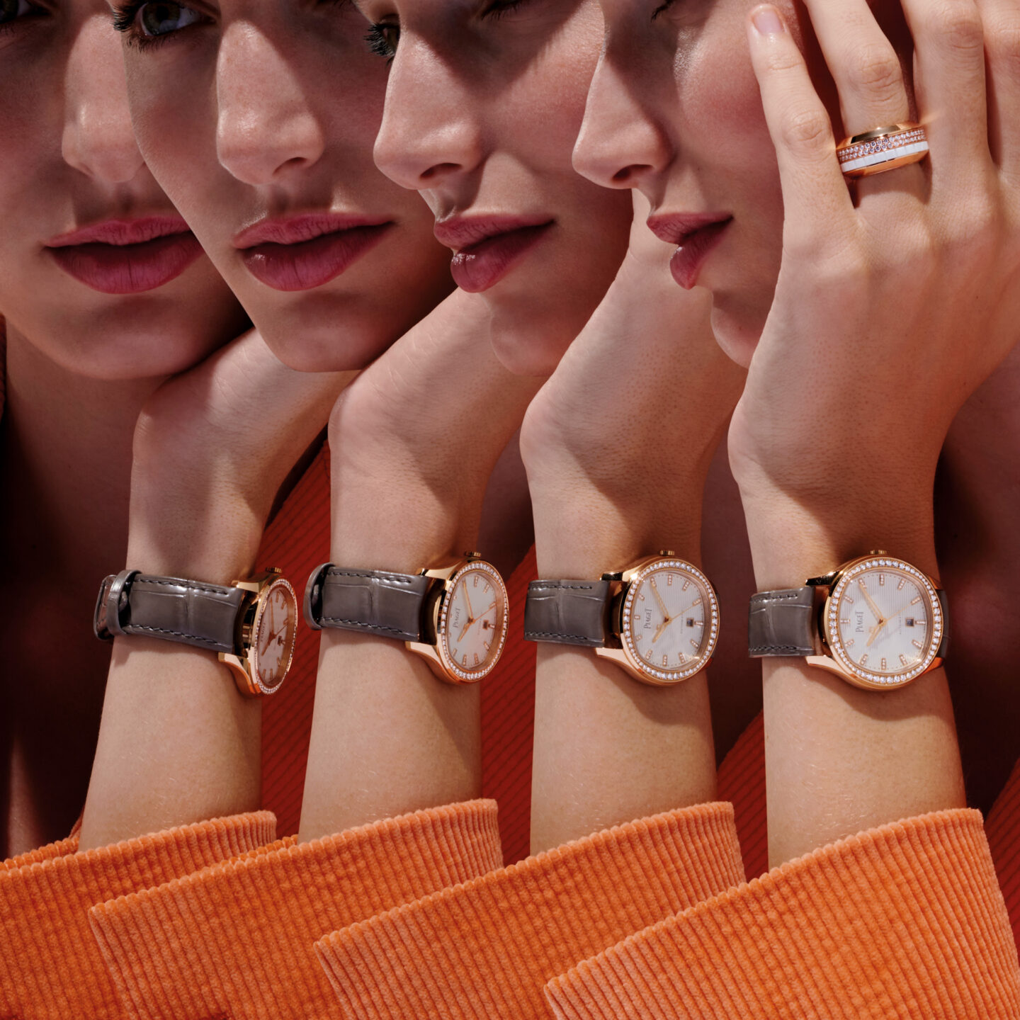 Piaget's Quintessential Luxury Sports Option Just Got Smaller And Prettier