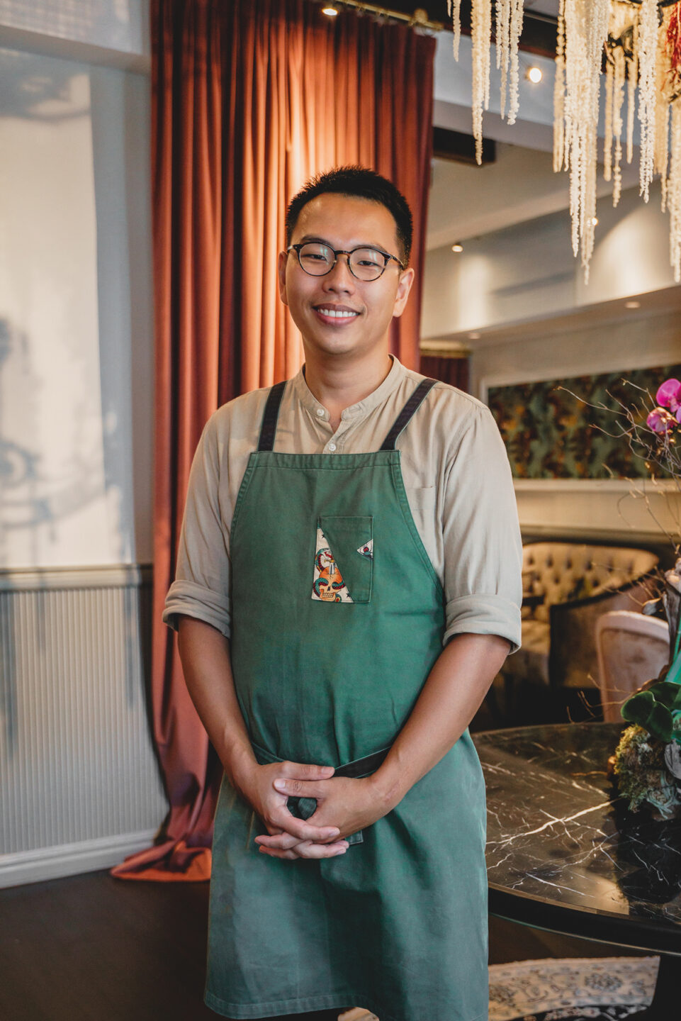 """Cloudstreet Head Chef Mark Tai: """"In A Restaurant, You Are On The Front Line — That's What's Fun And Rewarding To Me"""""""